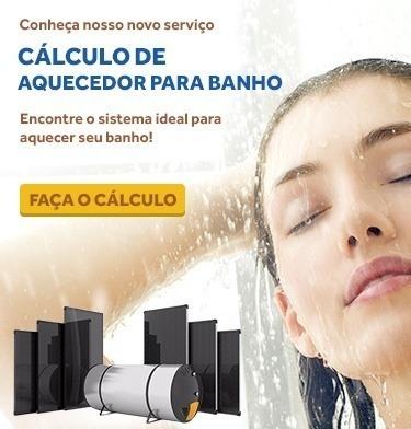 Cálculo Aquecedor Banho