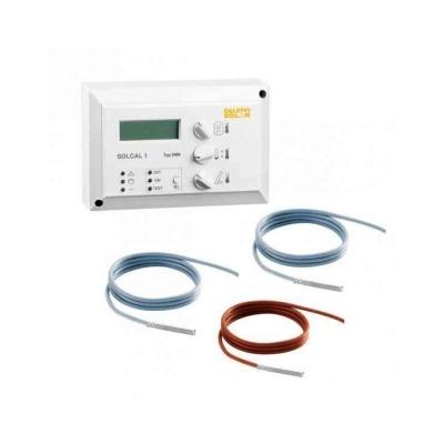 controlador regulador digital solcal