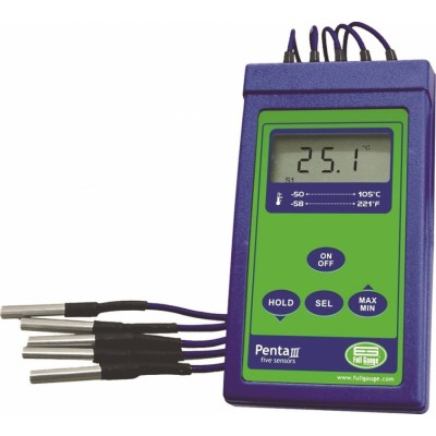 Termômetro Digital Penta III
