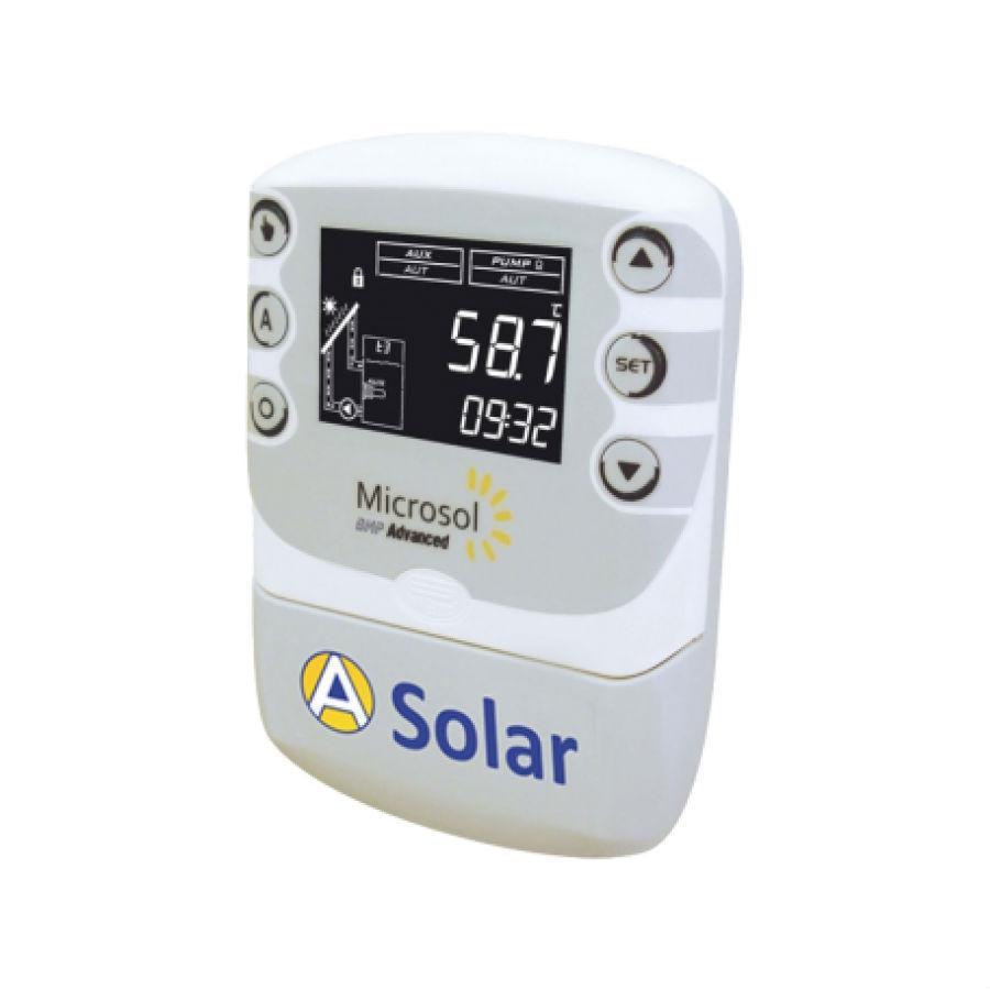 Controlador Diferencial de Temperatura e Filtragem de Piscinas FLT