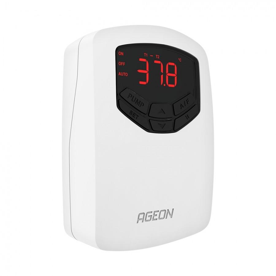 Controlador Diferencial de Temperatura Automasol