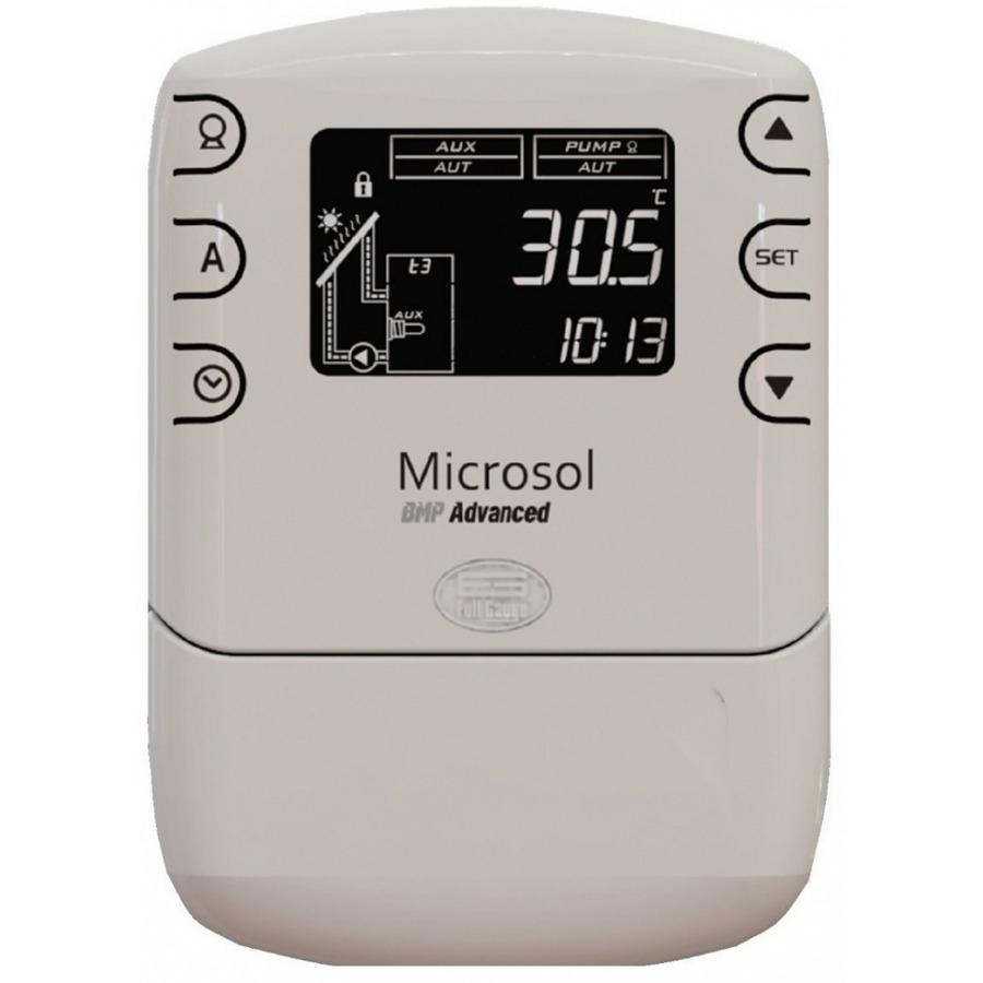 Controlador Diferencial de Temperatura e Timer Termostato BMP
