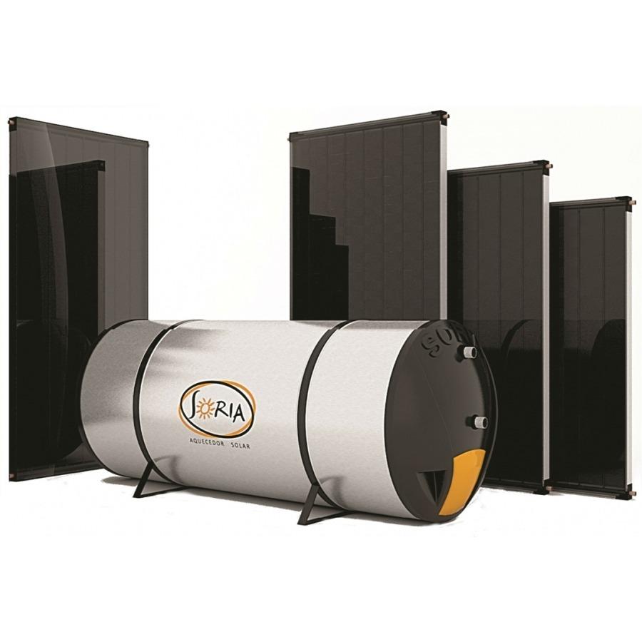 Kit Aquecedor Solar 400 lts - Indicado Clima Quente