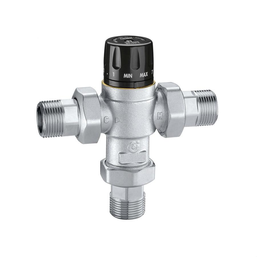 Válvula Misturadora Termostática com função fecho térmico - 1