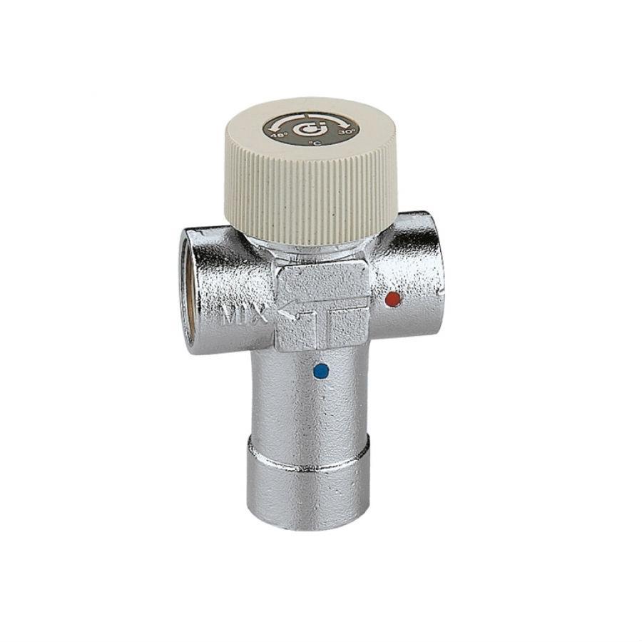 Válvula Misturadora Termostática com Pressão Equilibrada
