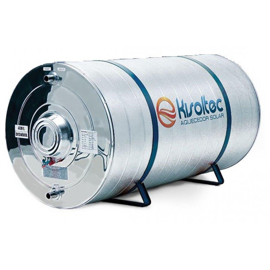 Reservatório Térmico Boiler 400l Baixa Pressão Nível