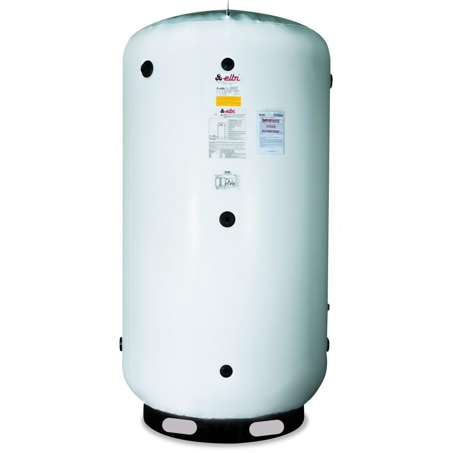 Reservatório Térmico Alta Pressão Vertical - Boiler 2000 litros (SAC2000)