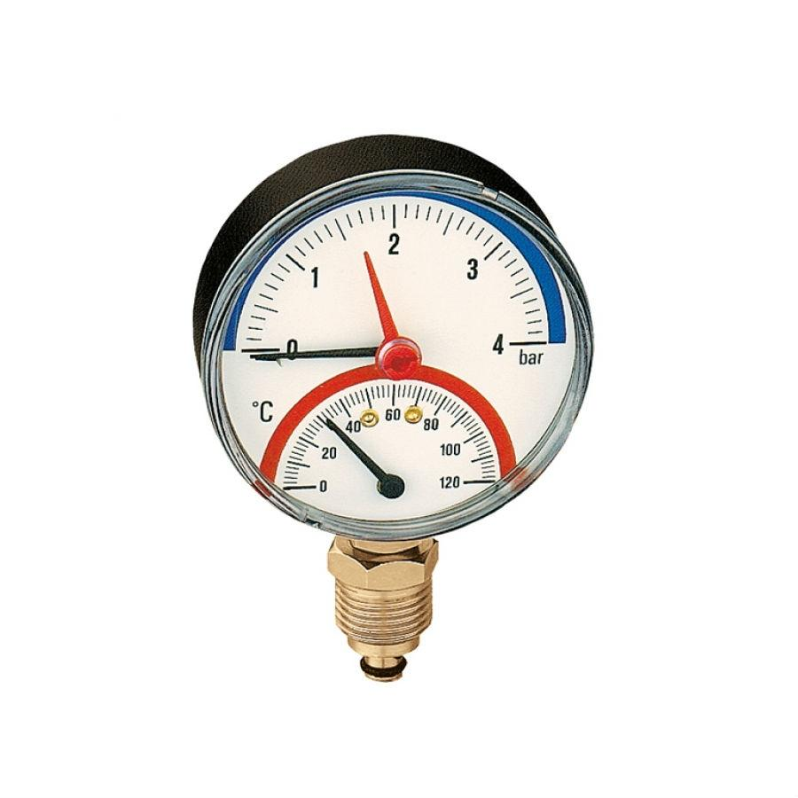 Termomanômetro 4 Bar