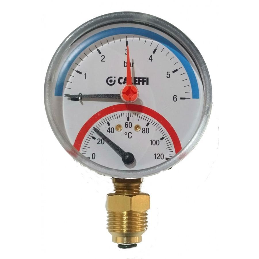 Termomanômetro 6 Bar